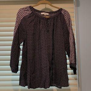 LOFT Flowy Shirt